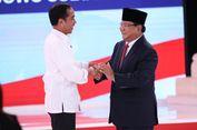 Kata Prabowo soal Buku yang Dibawa Saat Debat