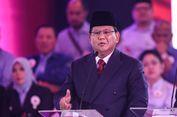 Prabowo Janji Turunkan Harga Listrik dan Bahan Pokok