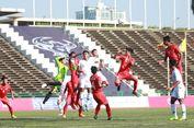 Piala AFF U-22 2019, Garuda Muda Gagal Menang Karena Rumput Sintetis ?