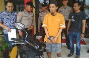 Terjebak Macet, Seorang Pencuri Motor Tertangkap Polisi