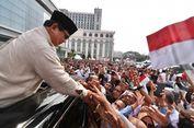 Kampanye di Sumut, Prabowo Kewalahan Hadapi Emak-emak Medan