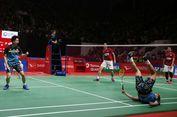Final Indonesia Open, Rekor Pertemuan Marcus/Kevin Vs Ahsan/Hendra