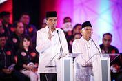Saat Jokowi Membangga-banggakan Ma'ruf Amin...