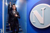 Video Aksi Ronaldo yang Bikin Kiper Napoli Dapat Kartu Merah