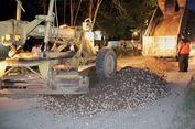 Perbaikan Jalan Rusak di OKU Diperkirakan Satu Bulan Selesai