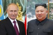 Bertemu Kim Jong Un, Putin Ingin Bahas Isu Nuklir di Semenanjung Korea