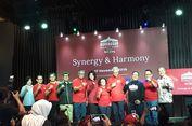 'Synergy & Harmony' Jadi Tema Borobudur Marathon 2019
