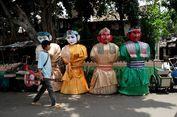 Ondel-ondel Jalanan, Boneka Betawi yang Kehilangan Sakralitasnya