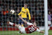 Hasil Semifinal Liga Europa, 10 Pemain Atletico Tahan Arsenal