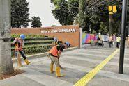 Catat, 6 Zona di Sekitar Gelora Bung Karno Ditutup untuk Pembukaan Asian Games