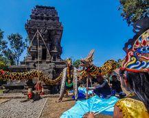 Ruwatan Murwakala, Tradisi Jawa Kuno yang Masih Eksis di Candi Kidal