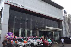 Mitsubishi Rambah Kota Magelang