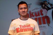 Herjunot Ali Tak Hanya Jadi Aktor di Film Takut Kawin