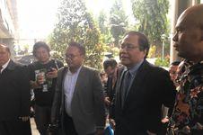 Rizal Ramli Laporkan Surya Paloh ke Bareskrim