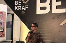 Bekraf: Startup Tak Hanya soal Kreasi Inovasi