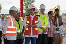 Jokowi Optimistis Aceh-Lampung Tersambung Tol Lima Tahun Lagi