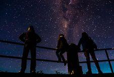 Peniliti Ungkap Perilaku Bintang di Pusat Bima Sakti