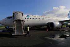 Garuda Indonesia dan Sriwijaya Air Berpotensi Kena Denda Rp 25 Miliar