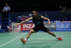 Usai Piala Thomas, Chong Wei Selektif Pilih Turnamen
