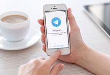 Telegram Kini Bisa Ubah Gambar 'Background' Percakapan, Begini Caranya