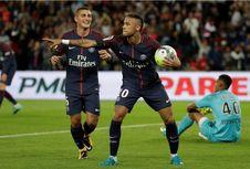 Neymar Masuk Nominasi Awal Ballon d'Or, Ronaldo dan Messi Menyusul