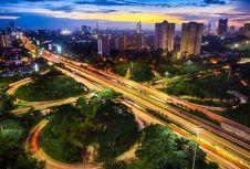 Jakarta Peringkat ke-41 Kota Atraktif Dunia