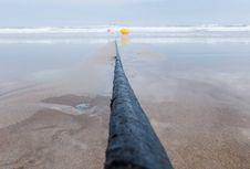 Pencurian 12 Ton Kabel Bawah Laut di Bintan Rugikan Ratusan Milliar Rupiah