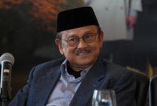 20 Tahun Reformasi, BJ Habibie Sebut Indonesia Dijajah Politik Identitas
