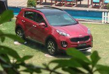 Perdana Menjajal All New Kia Sportage