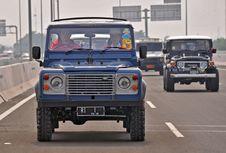 Estimasi Biaya Restorasi 'Defender Jokowi' Tembus Ratusan Juta Rupiah