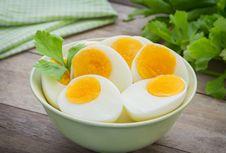 Demi Kesehatan Jantung, Batasi Konsumsi Telur