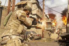 Game 'Call of Duty Mobile' Bakal Hadir di Android dan iOS