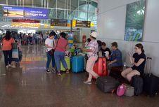 Kunjungan Wisatawan Mancanegara Lewat Bandara Ngurah Rai Naik 17 Persen