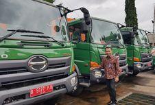 Kapasitas Satu Unit Compactor Setara 3 Truk Sampah Konvensional