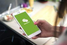 Cara WeChat Tangkal Hoaks di Negara Berpenduduk Terbesar di Dunia