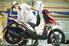 Skutik Terlaris Honda Bersolek, Tampilannya Lebih 'Zaman Now'