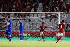 Jadwal Siaran Langsung Timnas U-23 Indonesia Vs Timnas U-23 Singapura