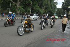 Presiden Jokowi Langsung Geber 'Chopperland' Barunya