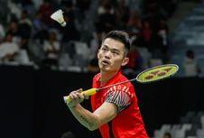 Kalahkan Lin Dan, Pemain Ranking 125 Dunia Juara Thailand Masters 2019