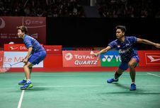 Tontowi/Liliyana Gagal pada Final Indonesia Masters 2018