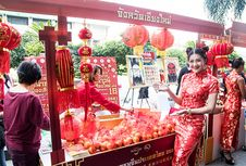 Merayakan Imlek di Thailand, Ini Agenda dan Tempat-tempat Serunya