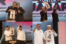 Elektabilitas Hasanuddin-Anton Paling Rendah, PDI-P Yakin Menang di Jabar