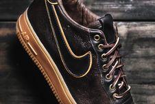 Sepatu Nike AF1 'Jack Daniel's' Keren, Khusus 21 Tahun ke Atas