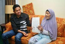 Dedi Mulyadi Bantu Ibu yang Digugat 4 Anaknya di Bandung