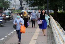 Setelah Direvitalisasi, Trotoar Sudirman-Thamrin Jangan Dibongkar Lagi