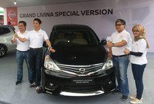 """Perpanjang Hidup, Nissan Grand Livina """"Special Version"""" Meluncur"""