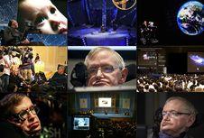 Mengintip Kekayaan Mendiang Stephen Hawking