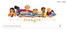 Mengenal George Peabody yang Jadi Google Doodle Hari Ini