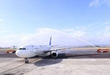 AC Pesawat Bermasalah, Garuda Rute Jakarta-Bangkok Batal Terbang