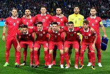 Timnas Serbia, Penampilan Kedua sejak Jadi Negara Mandiri